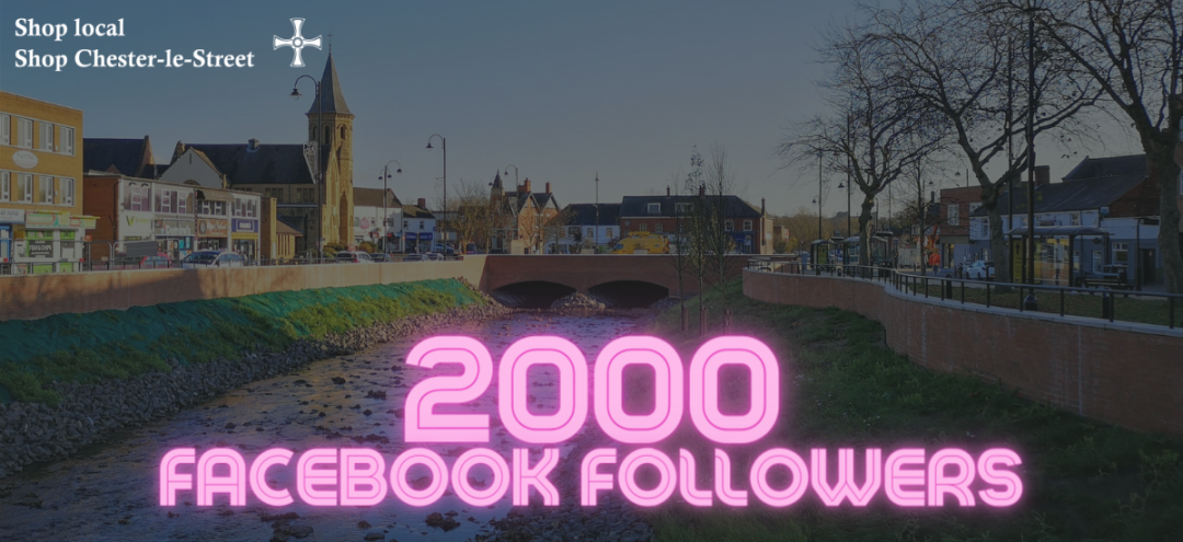 Thank you for your 2,000 follows!